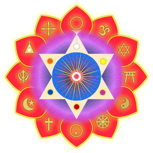 Meditation Energy Enhancement Symbol